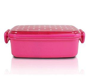 Jacki Design Pote Para Alimento Tam P Cor Pink