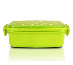 Jacki Design Pote Para Alimento Tam P Cor Verde
