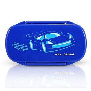 Jacki Design Pote Para Lanche Carro Cor Azul Escuro