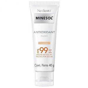 Neostrata Minesol Antioxidant FPS99 com cor 40g