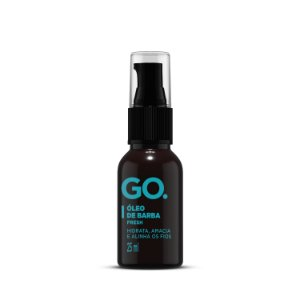 Go Óleo de Barba Fresh 25ml