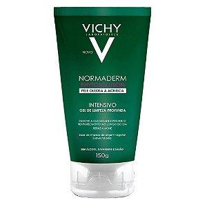 Vichy Normaderm Phytosolution Gel de Limpeza Intensivo 150g