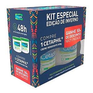 Cetaphil Kit com 2 Creme Hidratante 453g