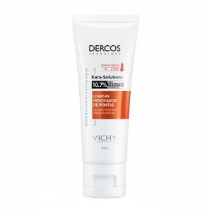Vichy Reparador De Pontas Dercos Kera Solutions Leave In 50ml