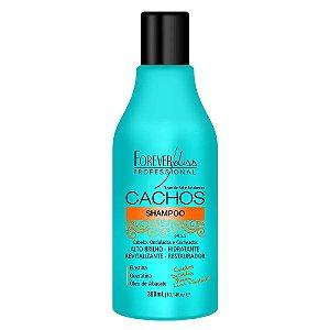 Forever Liss Shampoo Hidratante Cachos 300ml