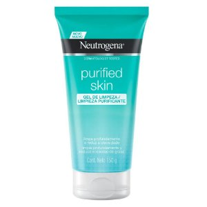 Neutrogena Purified Skin Gel De Limpeza 150g