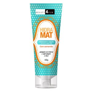 Beauty 4 Fun Hidra Mat Hidratante Facial 40g