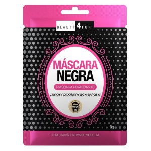 Beauty 4 Fun Máscara Negra Purificante 8g