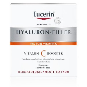 Eucerin Hyaluron Filler Vitamina C Booster 3x8ml