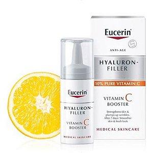Eucerin Hyaluron Filler Vitamina C Booster Anti-idade 8ml