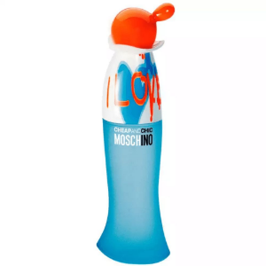 Moschino I Love Love Edt Perfume Feminino 100ml
