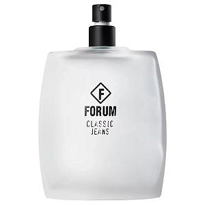 Forum Deo Colonia Classic Jeans Perfume Unissex 100ml