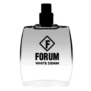 Forum Deo Colônia White Denim Perfume Unissex 50ml