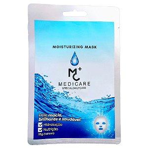 Medicare Máscara Facial Hidratante Nutritivo Moisturizing 25g