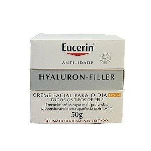 Eucerin Hyaluron-Filler Creme Facial Dia Fps30 50ml