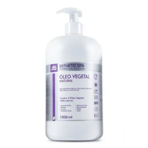 Wnf Esthetic Spa Essential System Óleo Vegetal Natural 1000ml