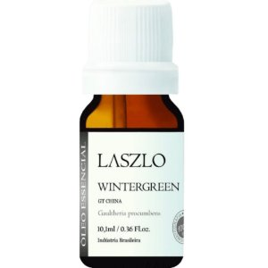 Laszlo Óleo Essencial Wintergreen Gt China 10,1ml