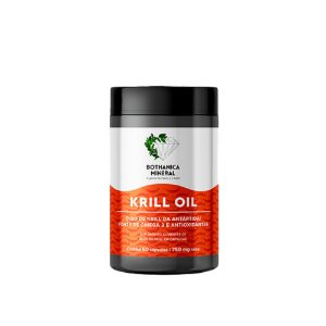 Bothanica Mineral Krill Oil 60 Cápsulas