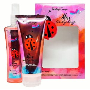 Delikad Kit Fantasy Escape Miss Ladybug 2 x 200ml