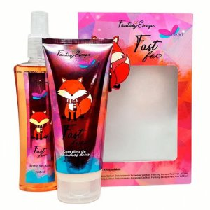 Delikad Kit Fantasy Escape Fast Fox 2 x 200ml