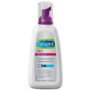 Galderma Cetaphil Pro AC Control Espuma de Limpeza Facial 236ml