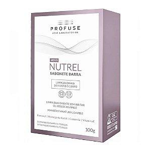 Profuse Nutrel Sabonete Barra 100g