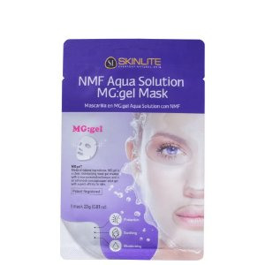 Skinlite Máscara Mg:Gel Solução Aqua com NMF