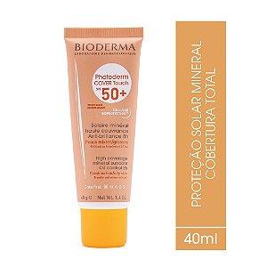Bioderma Photoderm Cover Touch Dourado Fps50+ 40g