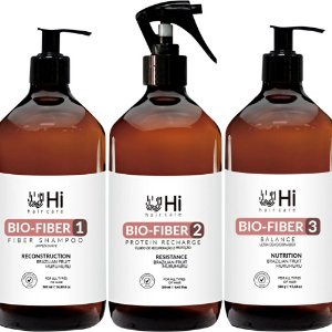 Hi Hair Care Kit Bio Fiber 3 Passos