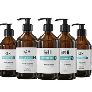 Hi Hair Care Kit Completo Waterproof  5 Passos