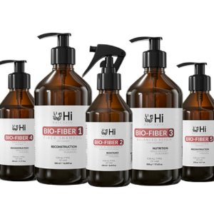 Hi Hair Care Kit Bio Fiber 5 Passos