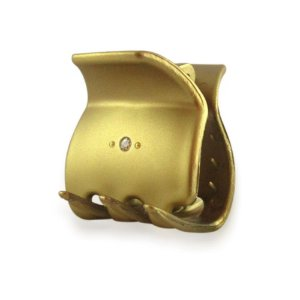 Finestra Tridente Dourada Fosco N748FD/2S 2,5x3,0cm