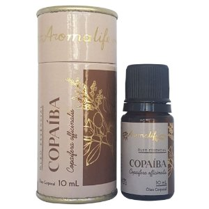 Aromalife Óleo Essencial Copaíba 10ml