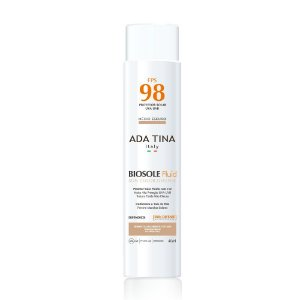 Ada Tina Biosole Fluid Sun Color Defense FPS 98 Médio Escuro 40ml