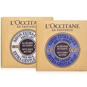 L´Occitane Kit Duo Sabonete Karité