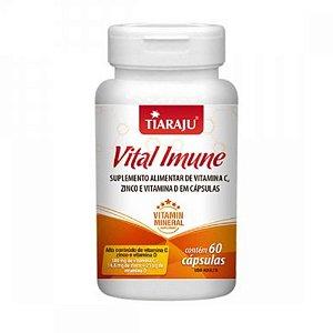 Tiaraju Vital Imune 550mg 60 Cápsulas