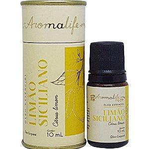 Aromalife Óleo Essencial Limão Siciliano 10ml