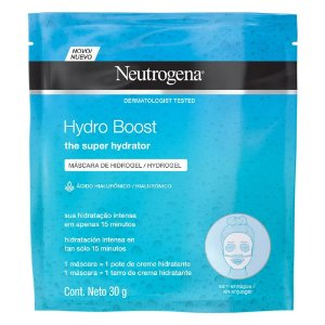 Neutrogena Hydro Boost Máscara Hidrogel 30ml