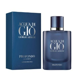 Giorgio Armani Acqua Di Gio Profondo Perfume Masculino Eau de Parfum 40ml