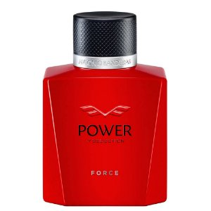 Antonio Banderas Power of Seduction Force Perfume Masculino Eau de Toilette 100ml