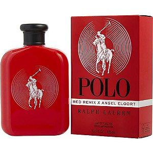 Polo Red Remix Perfume Masculino Eau de Toilette 125ml