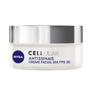 Nivea Cellular Filler Antissinais Creme Facial Dia FPS30 52g