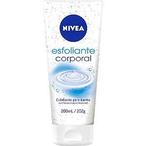 Nivea Esfoliante Corporal 200ml