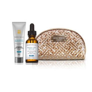Kit Skinceuticals Blemish Age Defense 30ml + Uv Oil Defense SPF80 40g + Necessaire Grátis