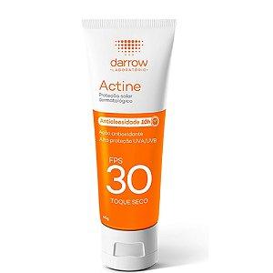 Darrow Actine Protetor Solar Fps30 40g