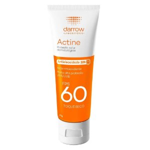 Darrow Actine Protetor Solar Fps60 40g