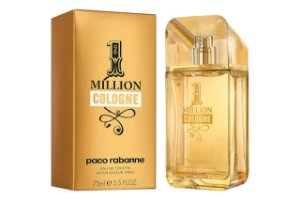 Paco Rabanne 1 Million Perfume Masculino Eau de Toilette 75ml