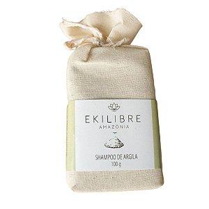 Ekilibre Shampoo Argila Em Barra 100g