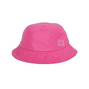 Uv Line Chapéu UV com Proteção Solar Basic Kids Rosa Shock Un