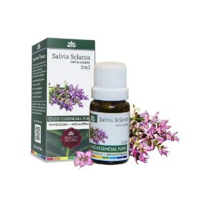 WNF Óleo Essencial Salvia Sclarea 5ml